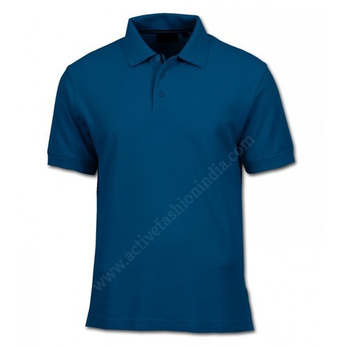 blue-polo-t-shirts-manufacturer in delhi