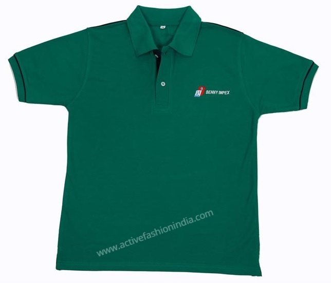 corporate tshirt manufacturer in delhi printed
